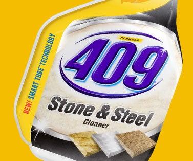 Formula 409® Natural Stone & Steel Cleaner